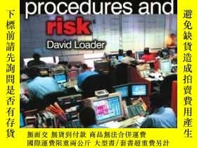 二手書博民逛書店Controls罕見Procedures And Risk (securities Institute Opera