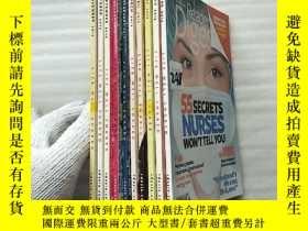 二手書博民逛書店Reader s罕見Digest 2012年 第1-7,9-11