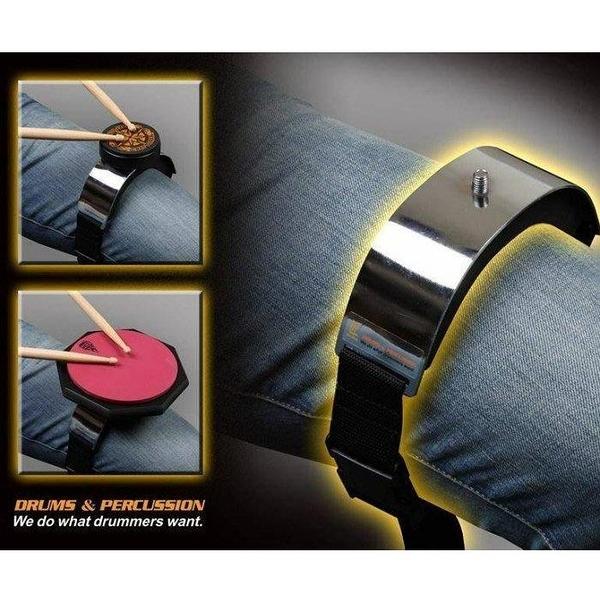 唐尼樂器︵匠 Craftsman C-PKM8 膝上型 隨身攜帶 打點板 底座 8mm 適用 練習板座 打點板座
