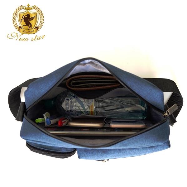 側背包 簡約防水輕量斜背包包 男 女 男包 現貨 NEW STAR BL156