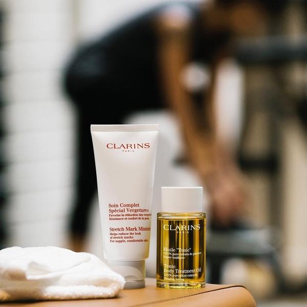 克蘭詩 Clarins 身體調和護理油 100ml 美體纖體油 重拾Q彈美肌 孕媽咪推薦 【SP嚴選家】