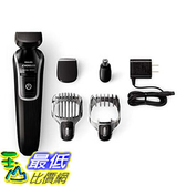 [8美國直購] 刮鬍刀 Philips Norelco QG3330/60, Multigroom 3100