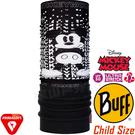 BUFF 121578_迪士尼授權-米老鼠 Child Polar兒童單面保暖頭巾 防風領巾/快乾圍巾/防寒帽/脖圍