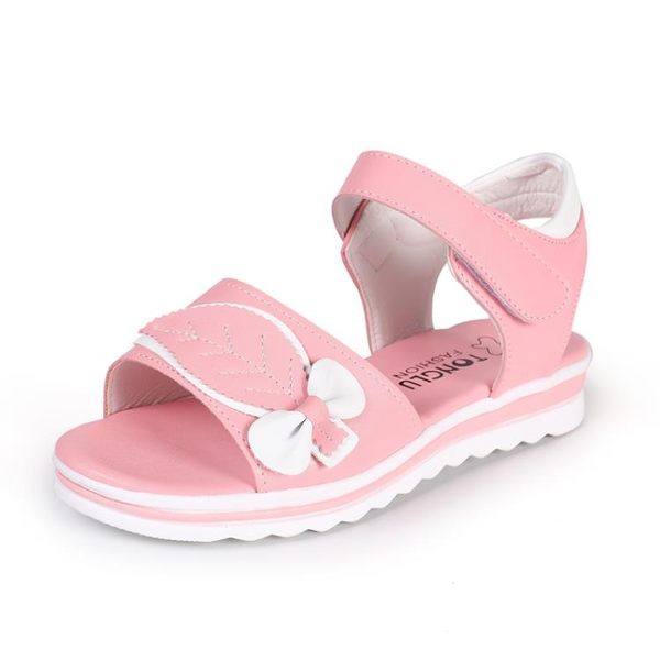 童鞋女童涼鞋新款中大童學生鞋2019夏季兒童女孩韓版公主鞋沙灘鞋