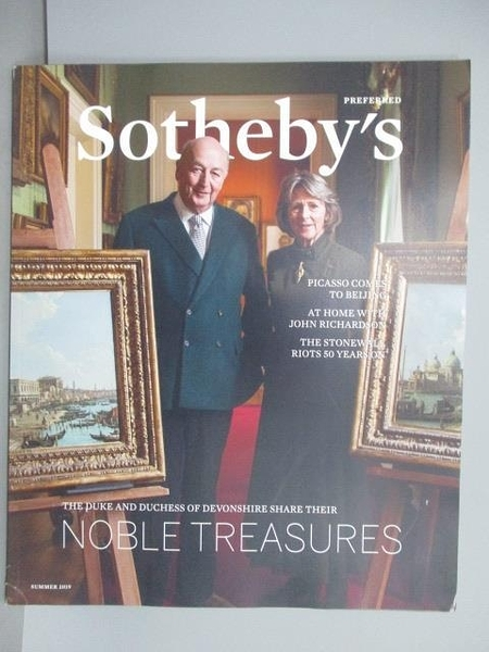 【書寶二手書T4/收藏_QBR】Sotheby s Preferred_How stonewall Changed Ar