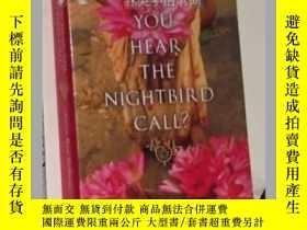 二手書博民逛書店《罕見Can You Hear the Nightbird Ca