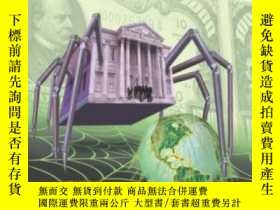 二手書博民逛書店Web罕見Of Debt: The Shocking Truth About Our Money System A