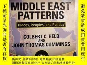 二手書博民逛書店Middle罕見East Patterns (Paperback