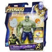 復仇者聯盟3 無限之戰 6吋豪華人物&無限寶石 綠巨人浩克 TOYeGO 玩具e哥