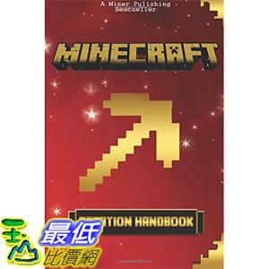 [美國直購] 當個創世神 Minecraft Creations Handbook: The Minecraft Construction Handbook Specially