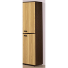 【森可家居】費德勒1.3x6尺鞋櫃 10ZX421-3 木紋質感 雙色 MIT