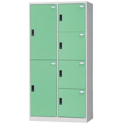 【時尚屋】HDF多用途3x6尺鋼製6格置物櫃(免組裝)(免運費)(台灣製)
