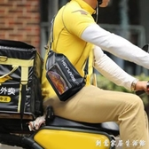 外賣騎手專用裝備手機防水袋套可觸屏操作防雨天大容量可裝充電寶 創意家居生活館