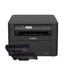 【搭CRG-047相容碳粉匣二支】Canon imageCLASS MF113w 無線黑白雷射複合機