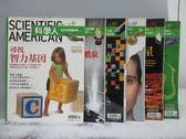 【書寶二手書T9/雜誌期刊_PDV】科學人_81~90期間_共6本合售_尋找智力基因等