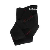 Mueller 慕樂 [MUA42037] 加強型可調式踝關節護具 長底 護踝 腳踝束套 護具 黑 單一入