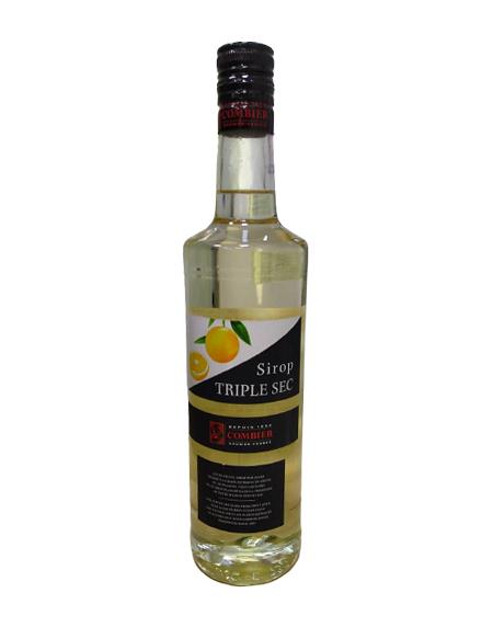 法國 COMBIER 糖漿果露-橙皮果露 Triple Sec Syrup 700ml/瓶 (有效期限:2021/11)