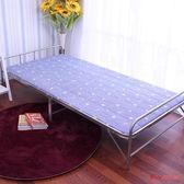 摺疊床 簡易木板單人床成人兒童出租房小床經濟型學生家用0.8米1米T 3色