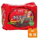 味丹 味味A 排骨雞湯麵 90g (5入...