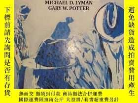 二手書博民逛書店organized罕見CRIME 有組織的犯罪Y232925 出版1997