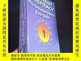 二手書博民逛書店THE罕見CHRIST CONSPIRACY英文原版書,如圖Y3