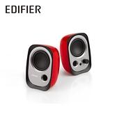 EDIFIER R12U 2 0 聲道喇叭紅
