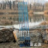 釣魚竿手竿超輕超硬碳素臺釣竿鯽魚竿釣魚竿套裝組合全套 qz3637【野之旅】