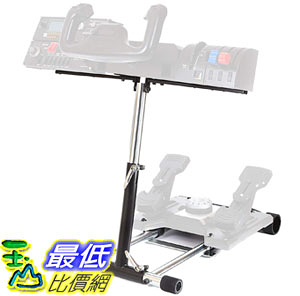 [8美國直購] Wheel Stand Pro S Compatible with Saitek Pro Flight/Cessna Yoke System;Yoke Support Wheel Stand
