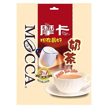 摩卡現在最好三合一奶茶24包/袋(每組2袋)【合迷雅好物超級商城】