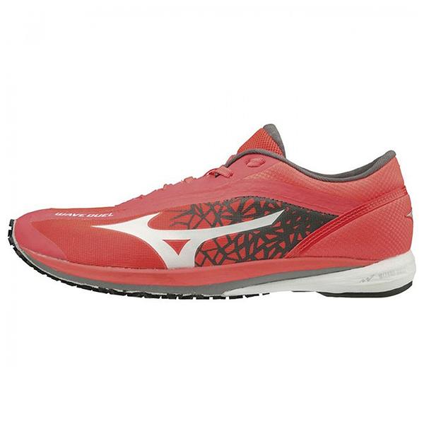 MIZUNO 19FW 高階 競速鞋 女路跑鞋 DUEL系列 U1GE196001 贈1襪【樂買網】