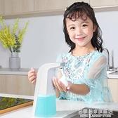 自動洗手機智能感應泡沫洗手液機皂液器家用抑菌電動洗手液 名購居家