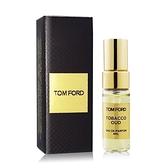 TOM FORD 私人調香系列-煙草烏木香水 TOBACCO OUD(4ml)[含外盒] EDP-航空版