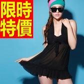 連身泳衣 泳裝-音樂祭泡湯玩水必備比基尼明星同款搶眼5色54g6【時尚巴黎】