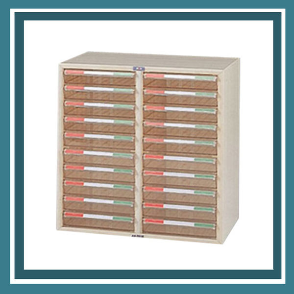 【必購網OA辦公傢俱】A4-7210 雙排文件櫃