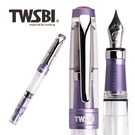 台灣三文堂 鋼筆 TWSBI 鑽石 580 AL R 紫 EF