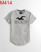 HCO Hollister Co. 男 當季最新現貨 短袖T恤 Hco M414