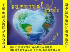 二手書博民逛書店Teenage罕見survival guide 青少年生存指南Y145774 Marina baker