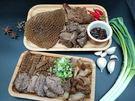 綜合滷味(腱子心、牛肚、牛筋),$150/150g(盒),1人獨享份量,超涮嘴小吃