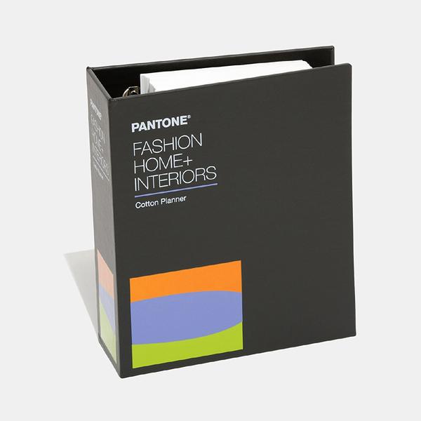 PANTONE FHI棉布版策劃手冊(FHI Cotton Planner) FHIC300A / 本