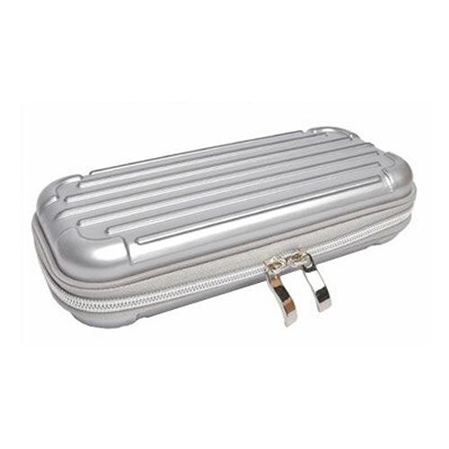 GUARDIAN 行李箱式硬殼防撞筆盒(銀)★funbox★sun-star_UA54737