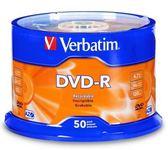 ◆批發優惠價+免運費◆Verbatim 威寶 藍鳳凰 AZO 16X DVD-R( 50片布丁桶裝X 6)  300P◆加贈CD棉套X1◆