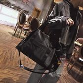 輕便簡約短途旅行包女斜挎旅行袋男防水大容量手提包行李袋健身包
