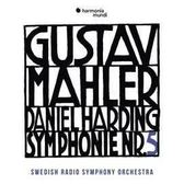 停看聽音響唱片】【CD】馬勒:第5號交響曲 丹尼爾.哈丁 指揮 瑞典廣播交響樂團