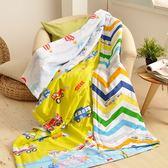 【夏末出清】義大利Fancy Belle《玩具點點名》純棉吸濕透氣涼被(5x6.5尺)