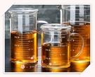 心動小羊^^耐熱加厚耐高溫防爆玻璃透明量杯+玻璃杯蓋(350ML與500ML量杯任選)可微波爐加熱