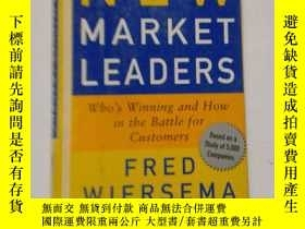 二手書博民逛書店The罕見New Market Leaders【802】Y109