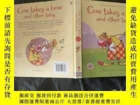 二手書博民逛書店Cow罕見Takes a bow and other tales
