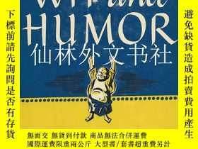 二手書博民逛書店【罕見】1946年版 Chinese Wit and Humor