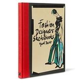 (二手書)Fashion Designers' Sketchbooks