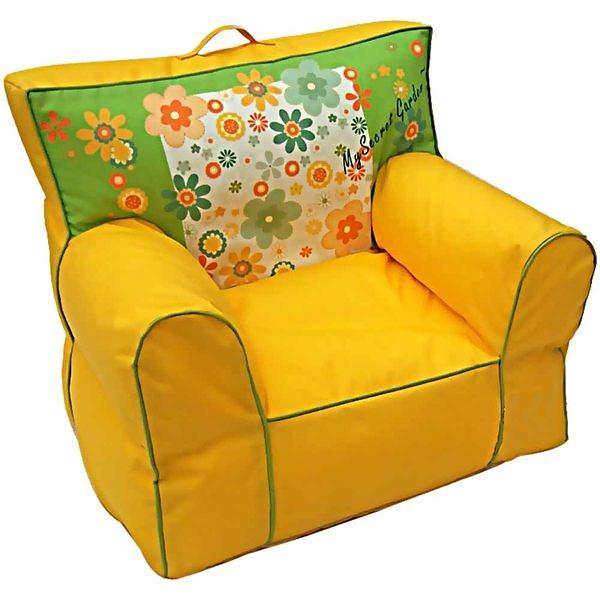 【班尼斯國際名床】~世界經典款~貓咪曬月亮‧兒童沙發椅/懶骨頭/沙發椅